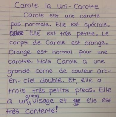 uni-carotte